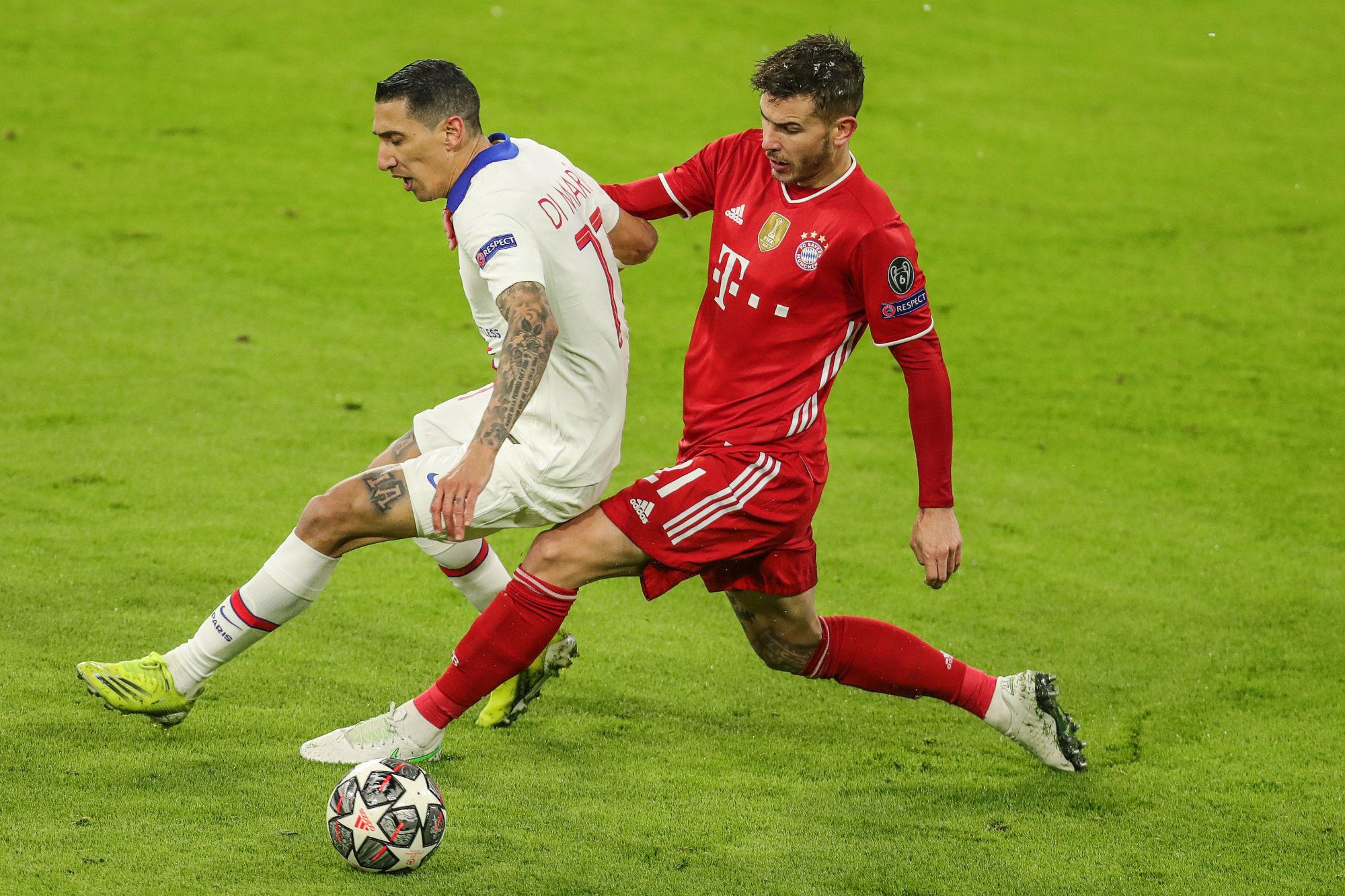 PSG/Bayern - Hernandez veut être «impitoyable», avec le PSG