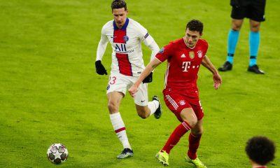 "Bayern/PSG - Draxler savoure la victoire ""on a gagné ici, ce n'était pas facile"""