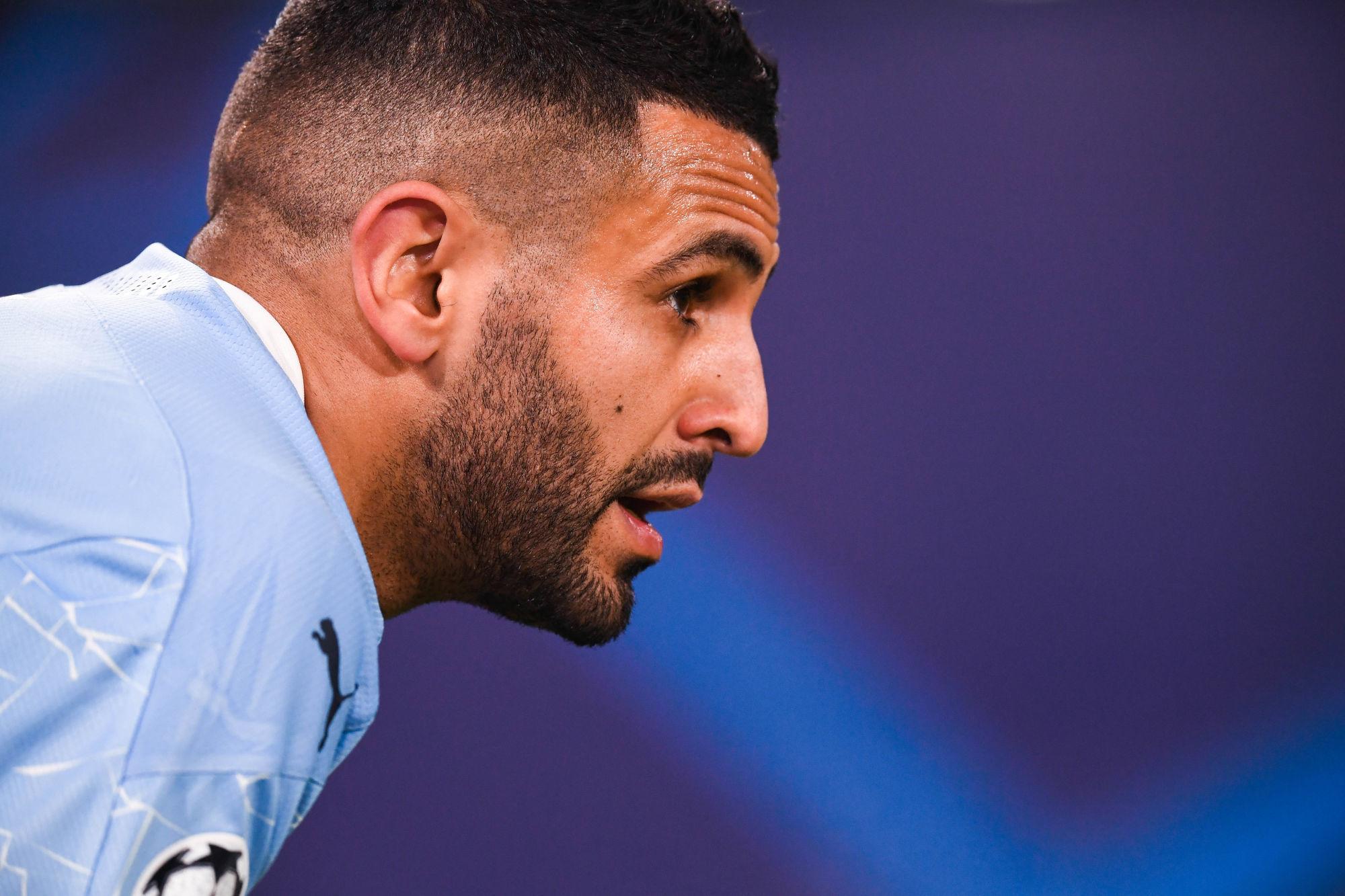 """PSG/City - Mahrez est prudent avant le retour """"cela reste ouvert"""""""
