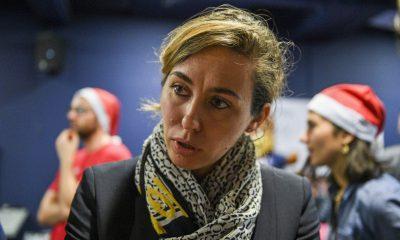 PSG/Barcelone - Delannoy évoque le jeu des Parisiennes et le parcours en Ligue des Champions