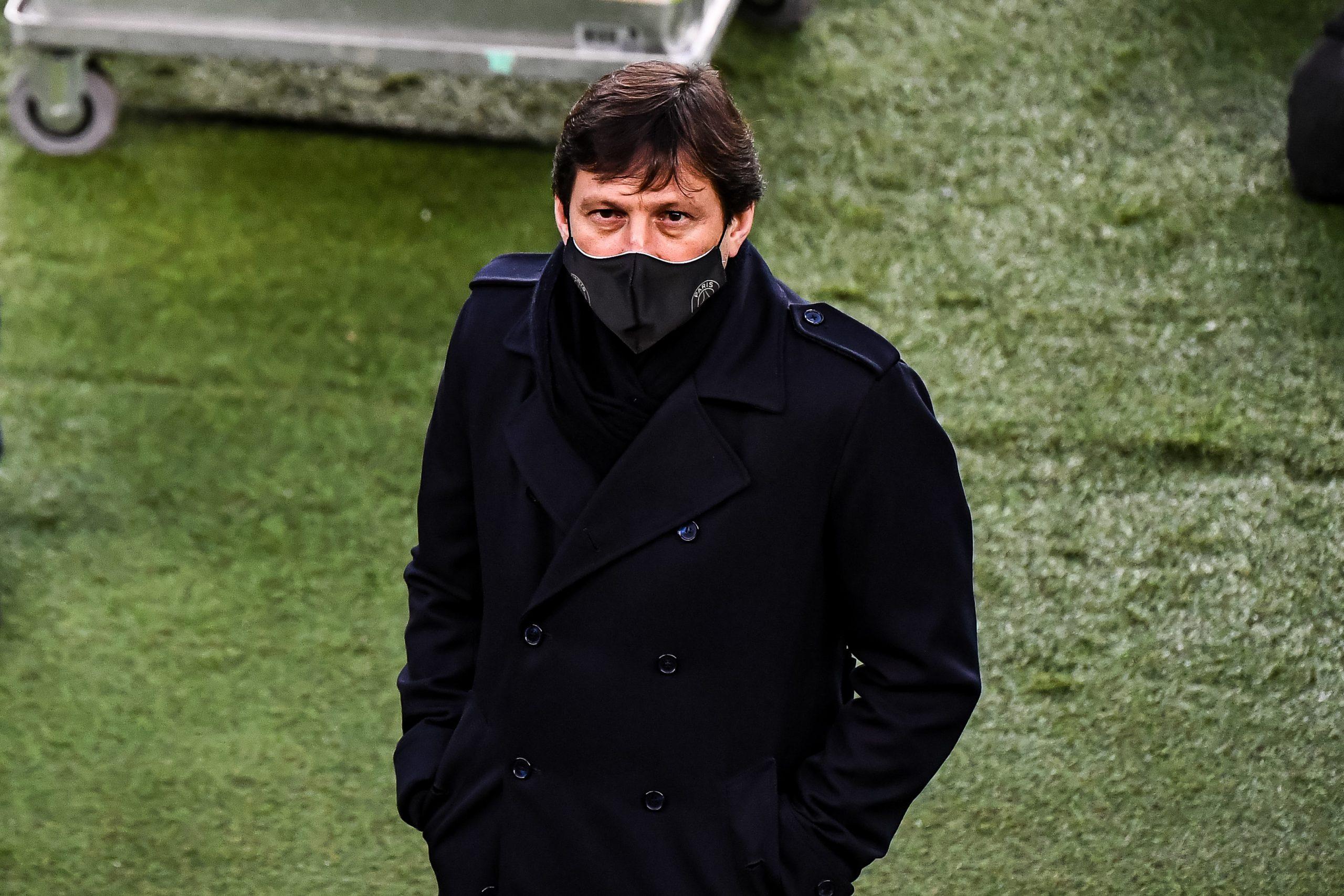 """City/PSG - Leonardo évoque l'arbitre, Pochettino et promet """"on va réaliser des choses importantes"""""""