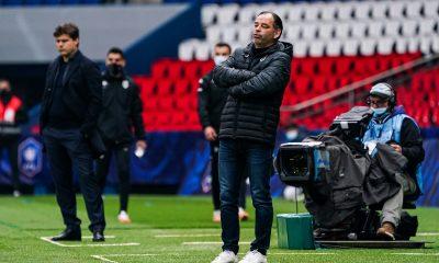 """PSG/Angers - Moulin regrette """"un écart trop grand dans le réalisme"""""""