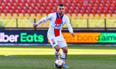 Le PSG espère récupérer Verratti pour la finale de Coupe de France