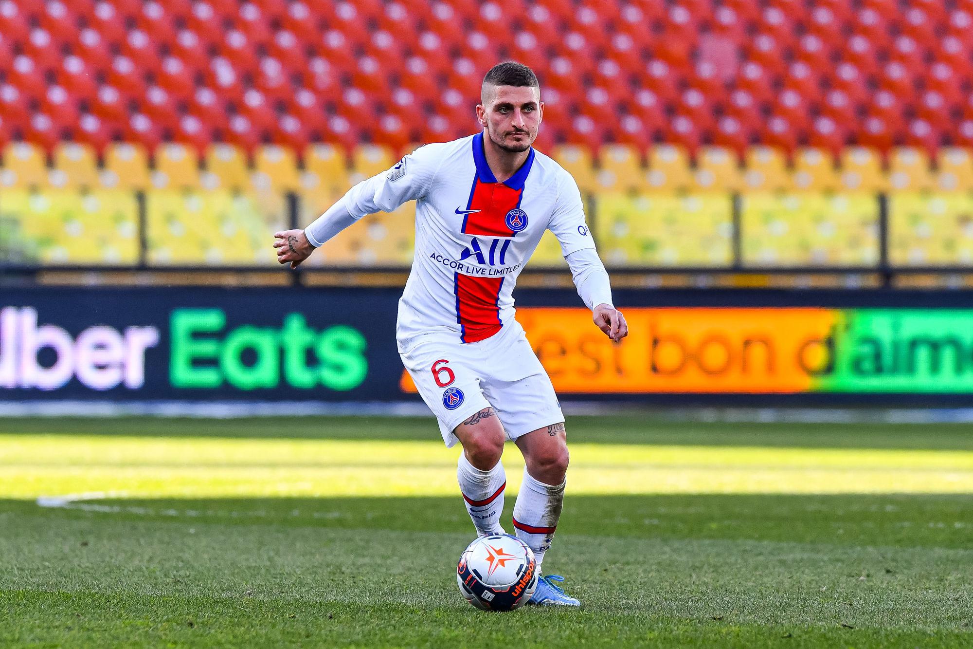 """Metz/PSG- Verratti est clair """"Notre plan est de gagner le plus possible"""""""