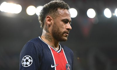 """Neymar explique qu'il """"déteste perdre"""" mais ne pense pas aux critiques qu'il reçoit."""