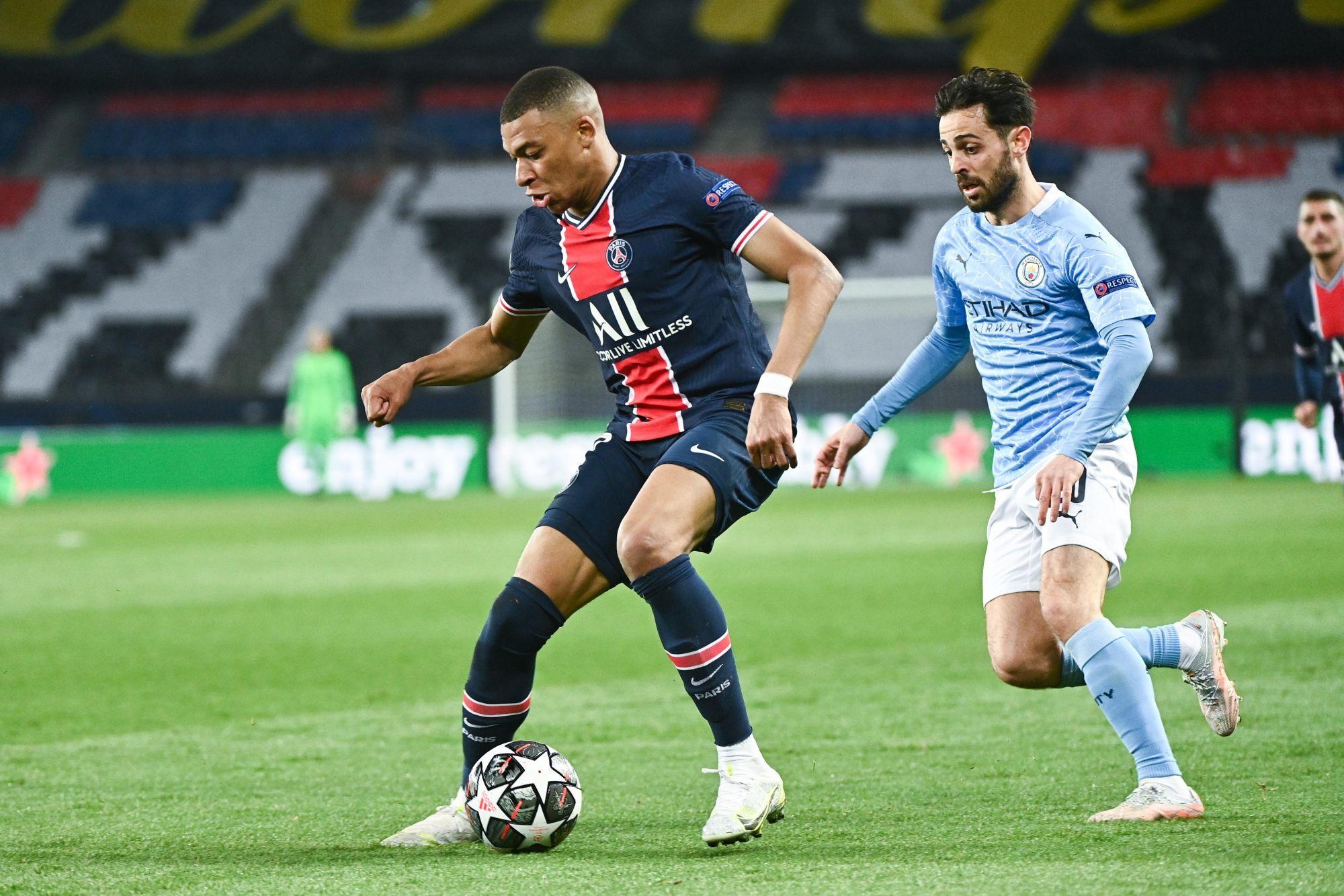 """City/PSG - Mbappé titulaire ou non, """"la décision est difficile"""" souligne Domenech"""