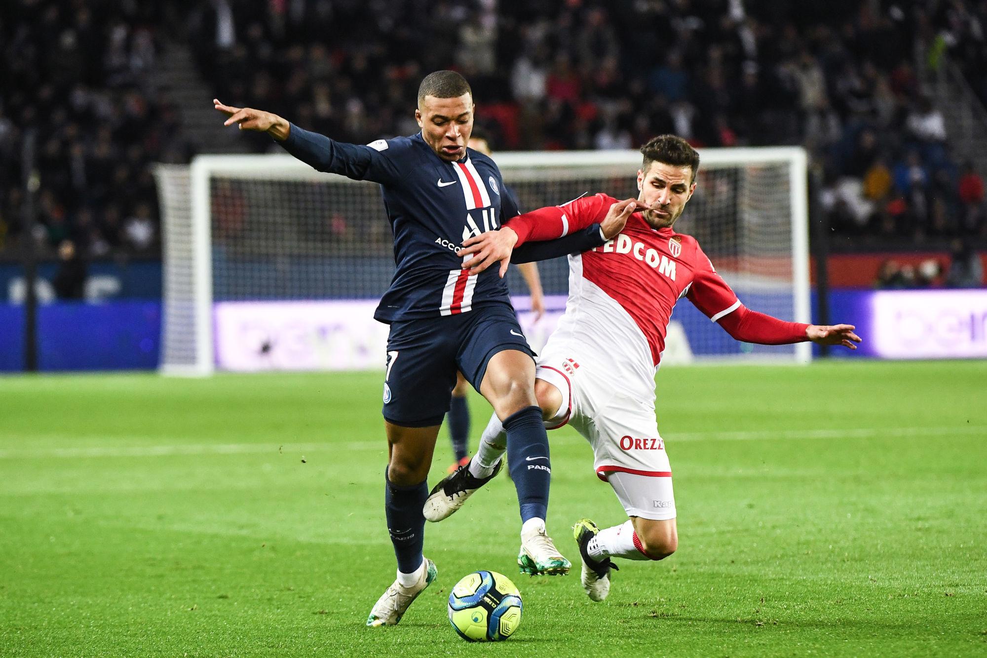 Mbappé «c'est un joueur fantastique», déclare Fabregas