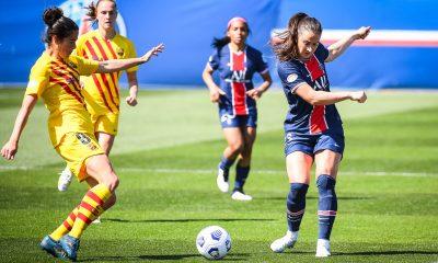 PSG/Barcelone - Les Parisiennes font match nul 1-1 en demi-finale aller