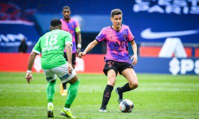 """PSG/Saint-Etienne - Herrera encense Mbappé """"On a un joueur de classe mondiale"""""""