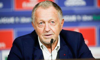 Super League - Aulas félicite Al-Khelaïfi pour sa résistance