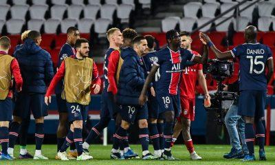 """PSG/Bayern - Kean savoure """"on travaille dur pour obtenir ces résultats"""""""