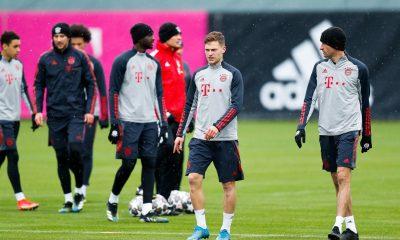 """PSG/Bayern - Kimmich est confiant """"nous sommes la meilleure équipe"""""""