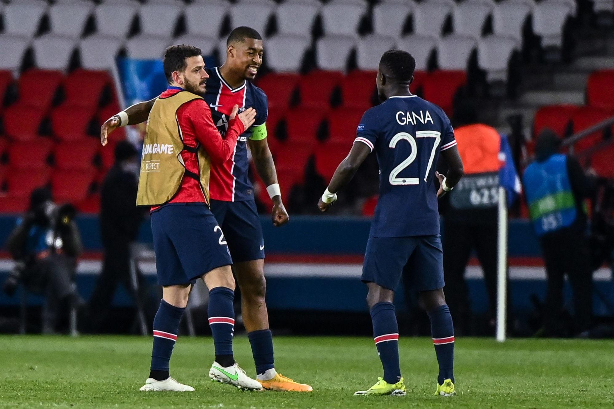 """PSG/Bayern - Kimpembe """"C'est beau...L'équipe a su répondre présent"""""""