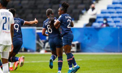 Lyon/PSG - Les Parisiennes s'imposent et se qualifient en demi-finale d'UWCL !