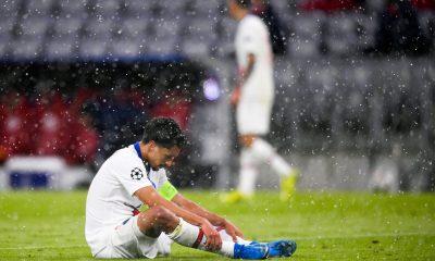 Marquinhos passera des examens ce vendredi, indique RMC Sport