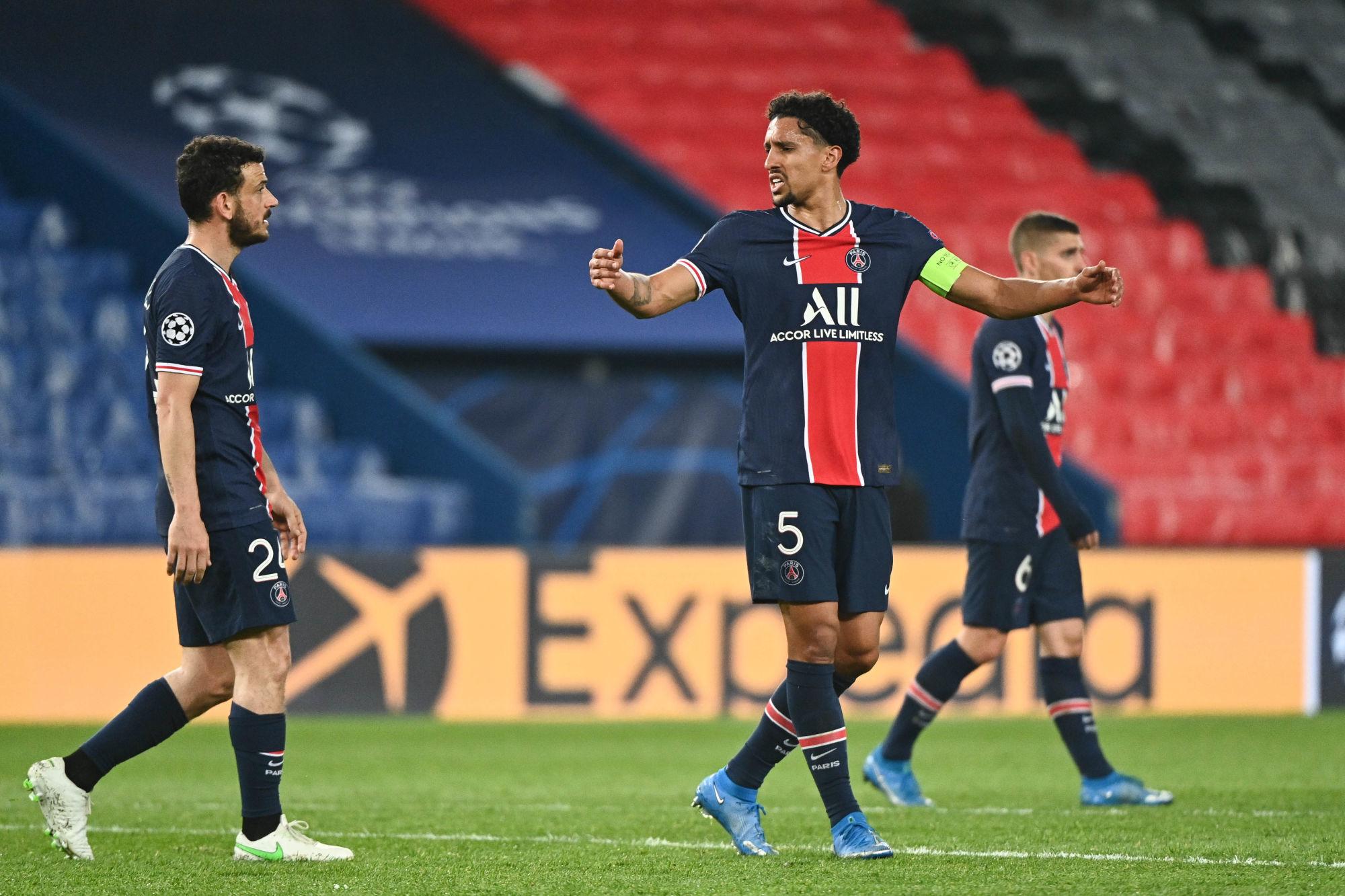 """PSG/City - Marquinhos lucide: """"On doit rester plus costaud dans la difficulté"""""""