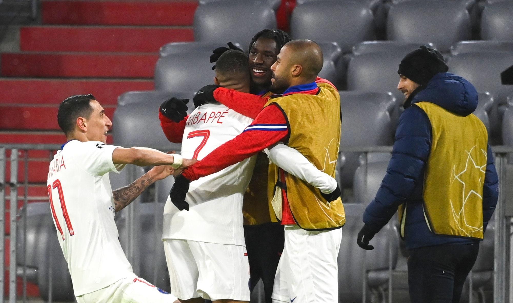 Bayern/PSG - Mbappé savoure la victoire, mais se tourne déjà vers le retour