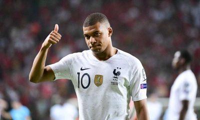 Mbappé est dans la pré-liste de l'Equipe de France pour les Jeux Olympiques