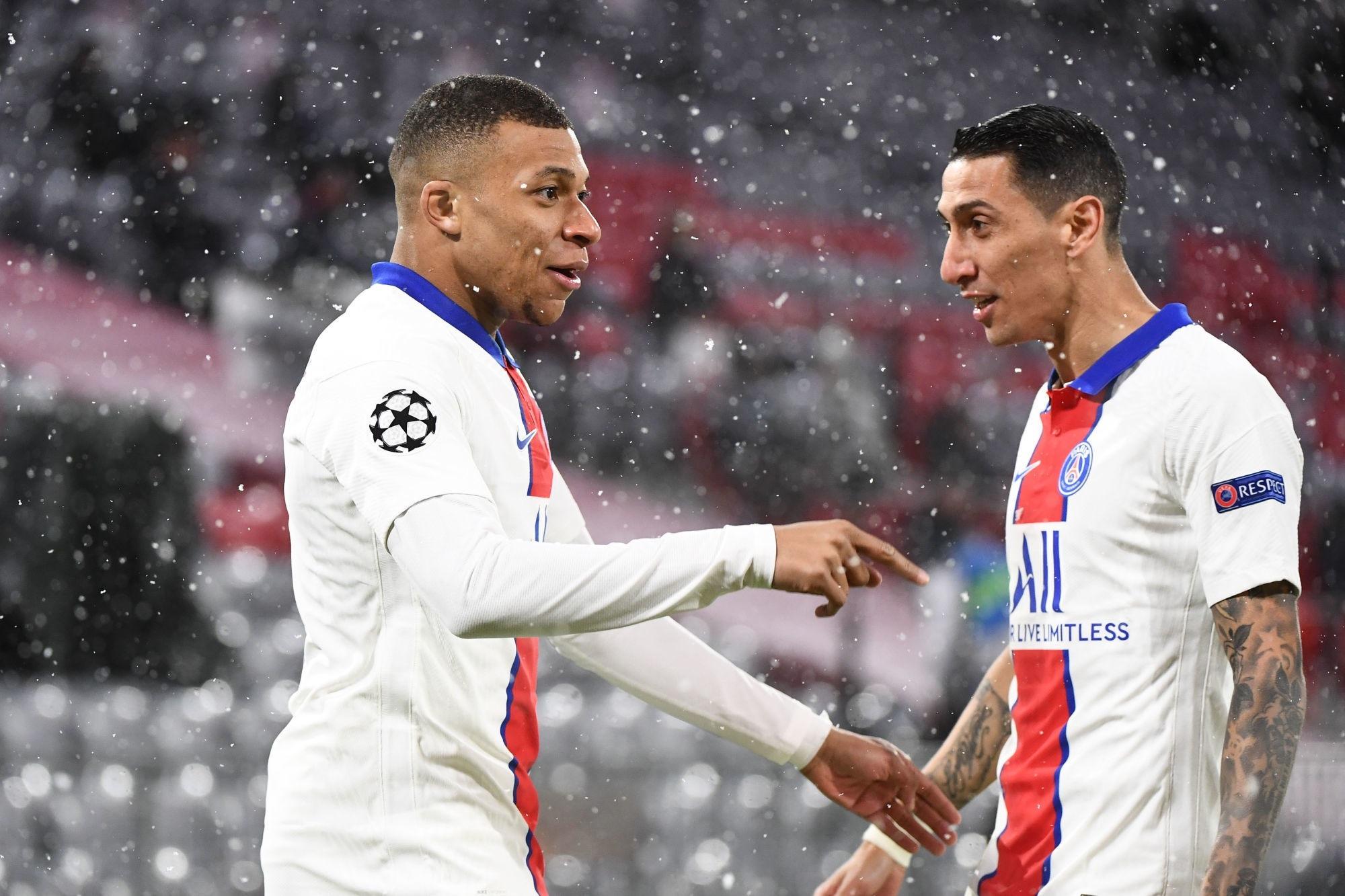 """Bayern/PSG - Mbappé souligne """"on a beaucoup souffert, mais on a agi en équipe."""""""