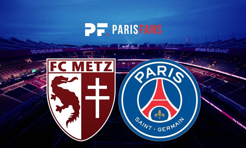 Metz/PSG - Les équipes officielles : Neymar, Sarabia et Verratti titulaires, pas Kean ni Icardi