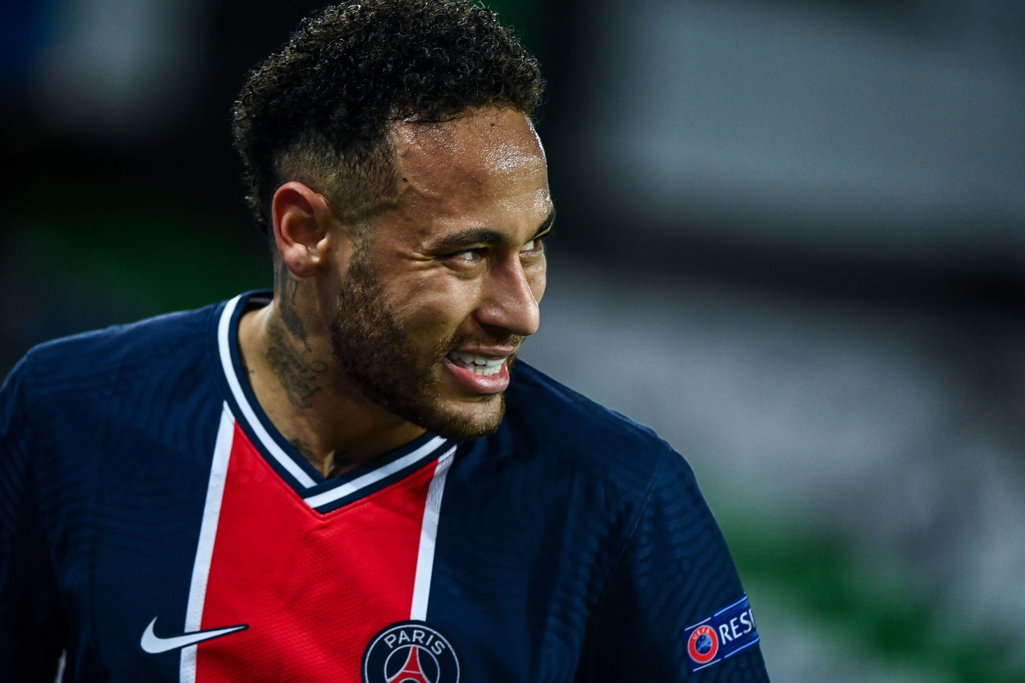 LDC - Neymar nommé pour le titre de joueur de la semaine