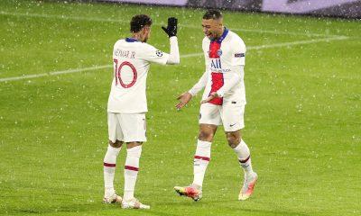 """Neymar encense Mbappé """"Je lui dois une grande partie de mon bonheur d'être ici"""""""