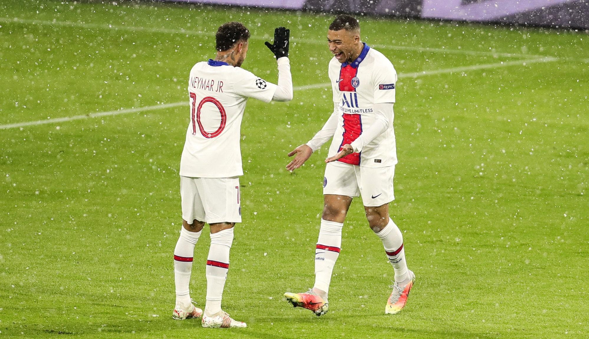 Bayern/PSG - Schéma, Neymar, domination et tactique, l'analyse de Pablo Correa