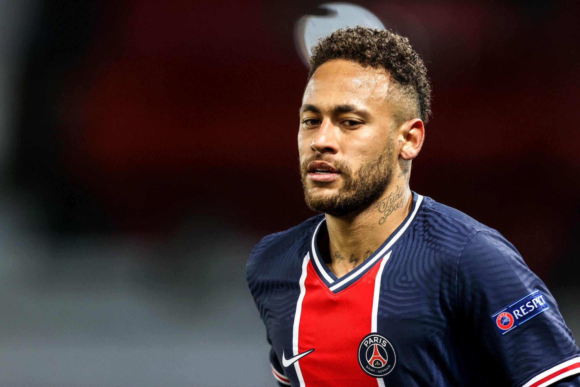 LDC - Neymar élu joueur de la semaine, alors qu'il n'est pas dans l'équipe-type