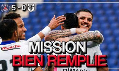 Podcast PSG/Angers - Buts, Icardi, Draxler et Dagba : victoire très positive