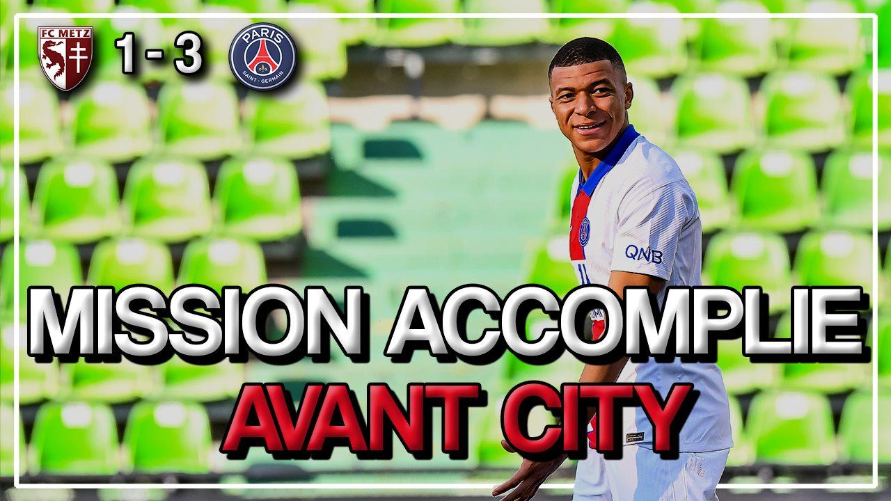 Podcast Metz/PSG - Paris réussit sa préparation pour Manchester City : Mbappé et Pochettino