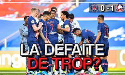 Podcast PSG - Une défaite gênante contre Lille avant le Bayern : Neymar et inefficacité