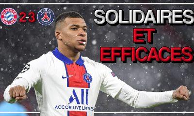 Podcast Bayern/PSG - Braquage à la parisienne : contres, solidarité et difficultés
