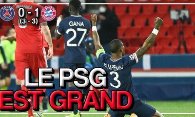 Podcast PSG/Bayern - Paris l'a fait ! Une grande qualification collective