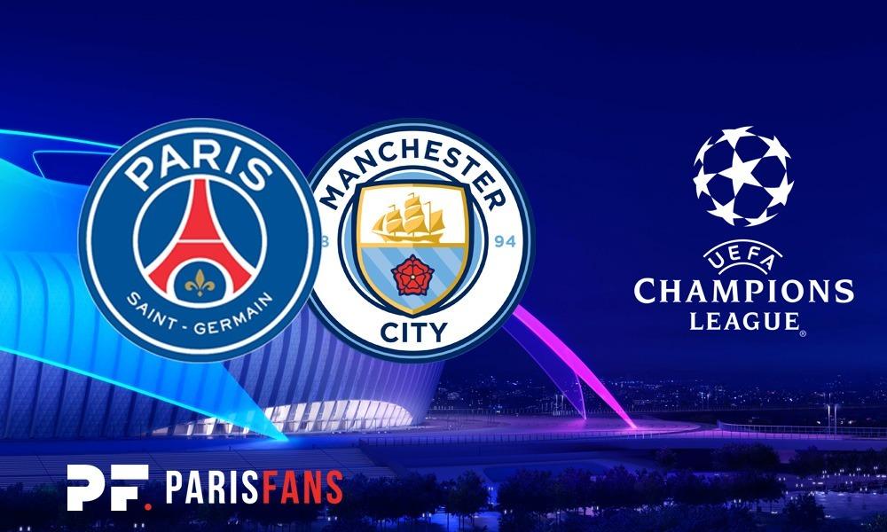 PSG/Manchester City - Marquinhos sera titulaire et Mbappé en pointe, selon L'Equipe