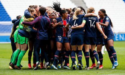 """Lyon/PSG - Paredes savoure """"On a réussi à inverser le score et on est très heureuses"""""""