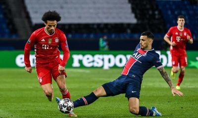 """PSG/Bayern - Paredes """"Nous sommes heureux, parce que nous avons fait un grand match"""""""