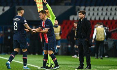 """PSG/City - Pochettino """"Chaque équipe a eu sa mi-temps...Il faut y croire"""""""