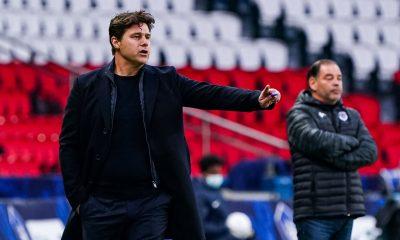 """PSG/Angers - Pochettino """"Il y a encore des choses à améliorer, mais je suis satisfait"""""""