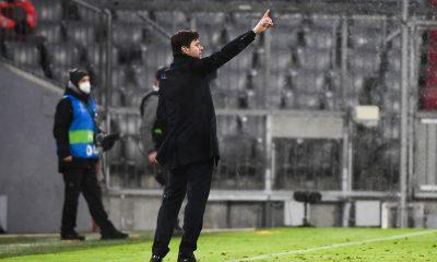 """Bayern/PSG - Pochettino est """"fier"""" de son équipe """"nous avons travaillé très dur"""""""