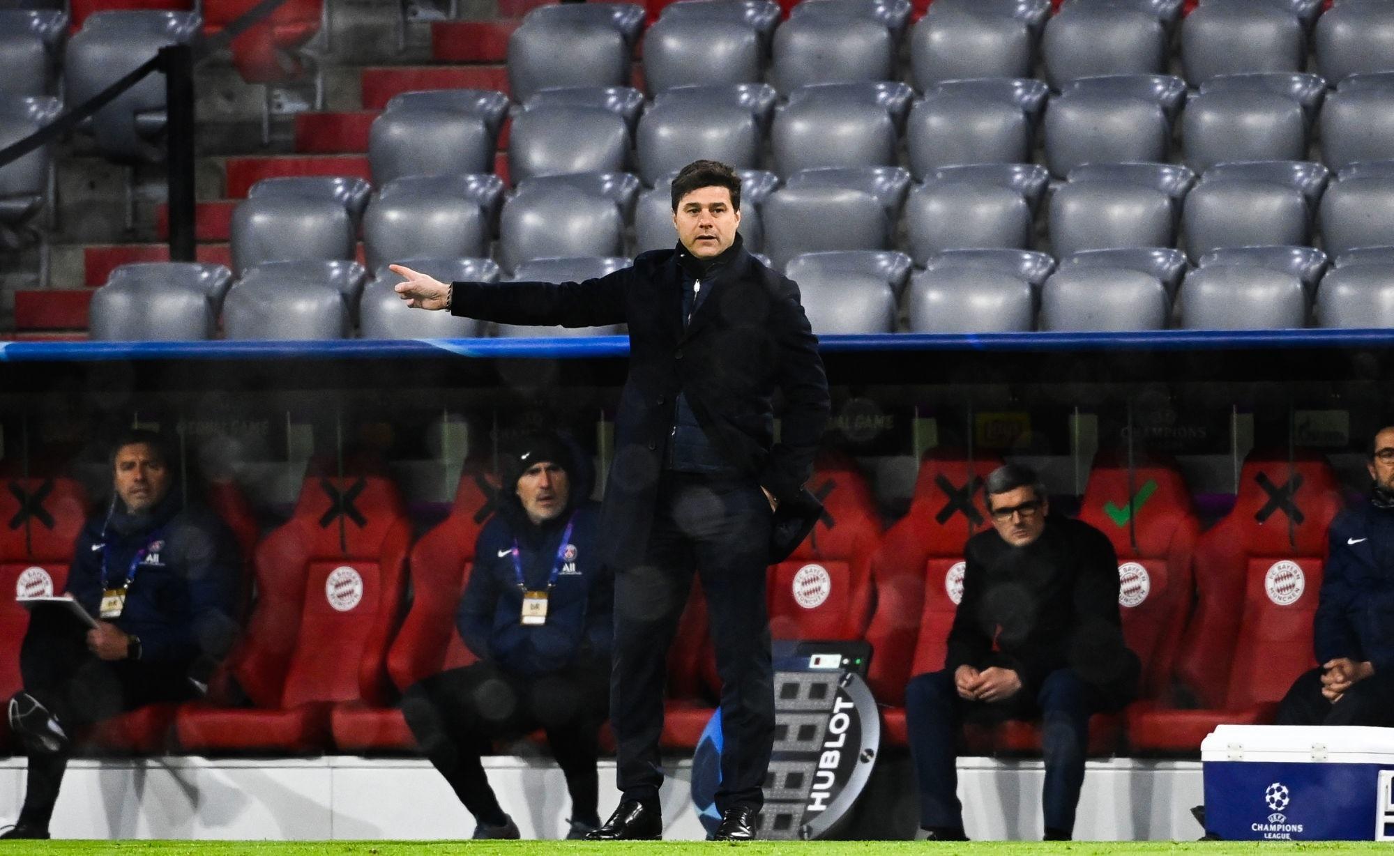 Bayern/PSG - Pochettino évoque l'état d'esprit, Marquinhos et le retour