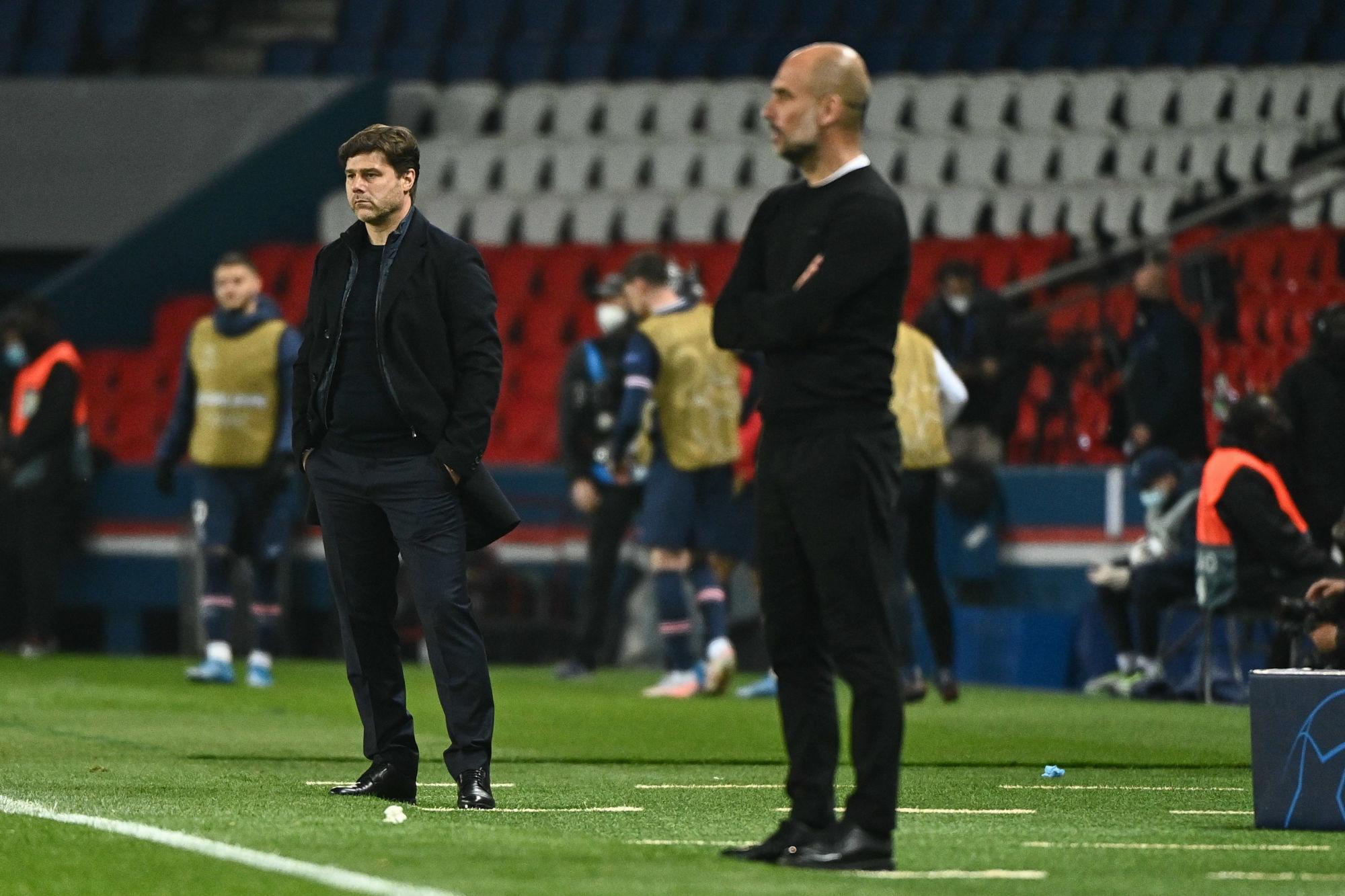 """PSG/City - Pochettino évoque la fatigue, """"les petits détails"""" et le match retour."""