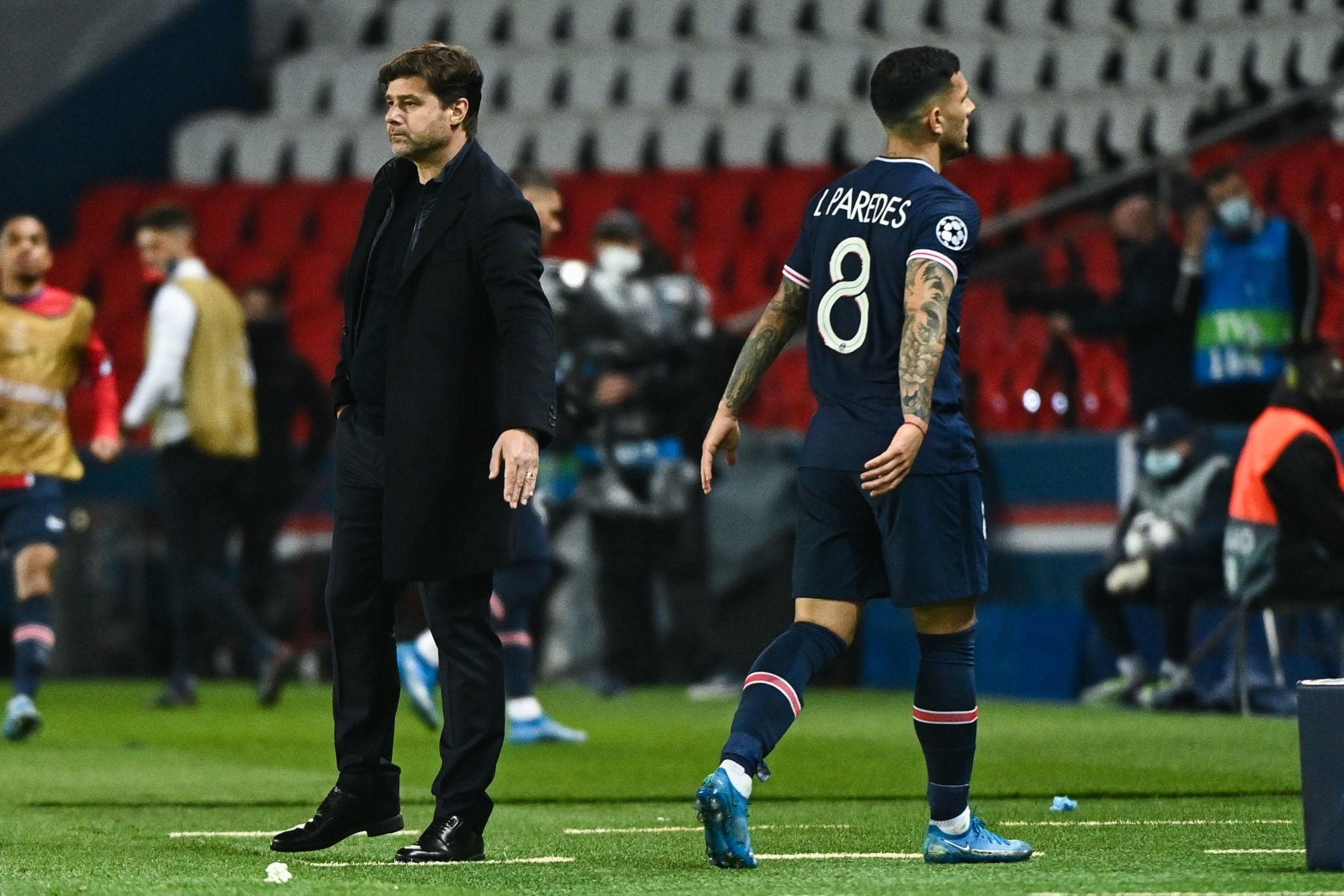 """PSG/City - Pochettino regrette """"des accidents"""" et reste optimiste pour la qualification"""