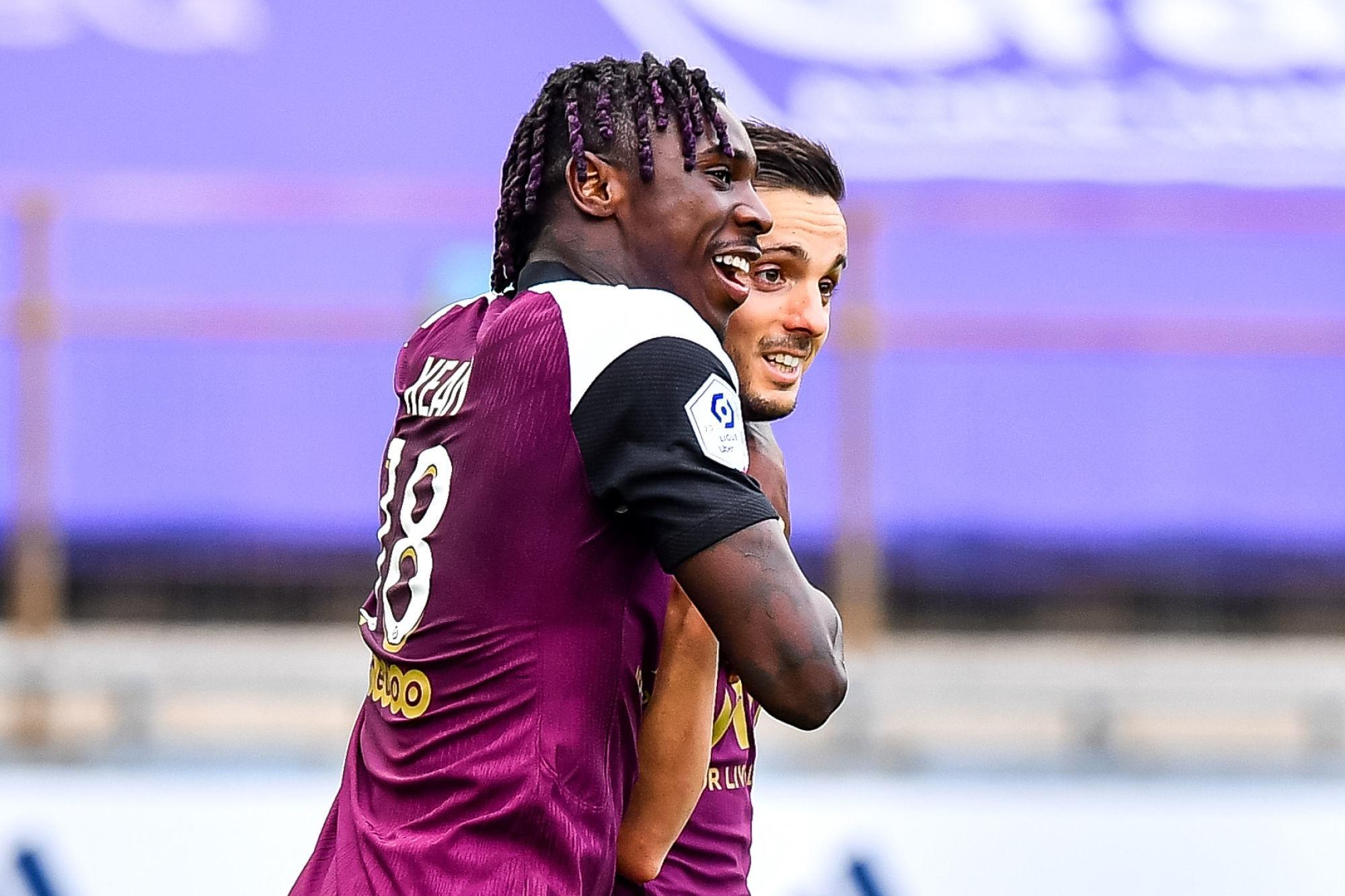 "Kean affiche son bonheur au PSG, où règne la ""joie"""