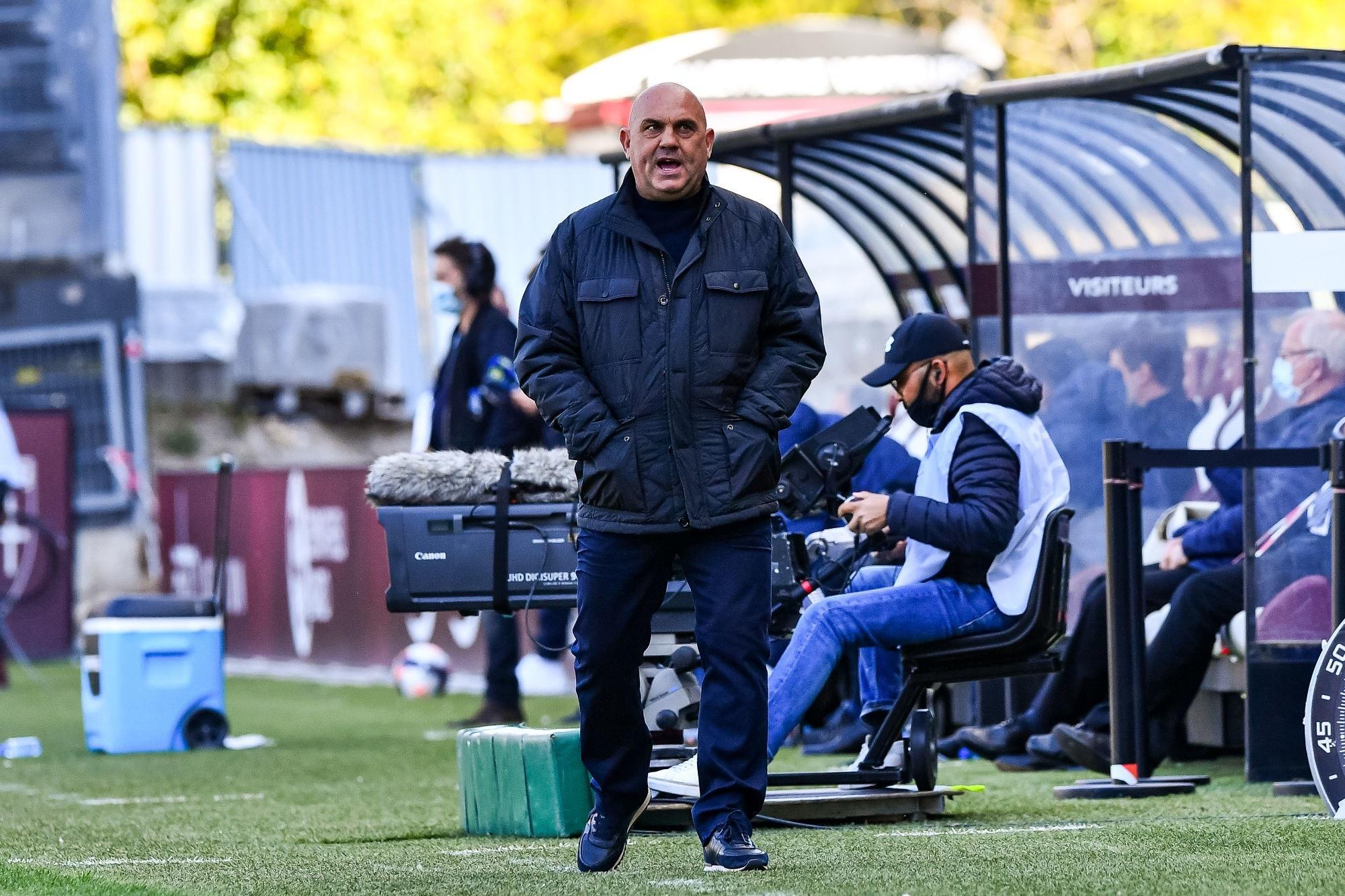 """Antonetti évoque des """"attitudes que me gênent"""" au PSG"""