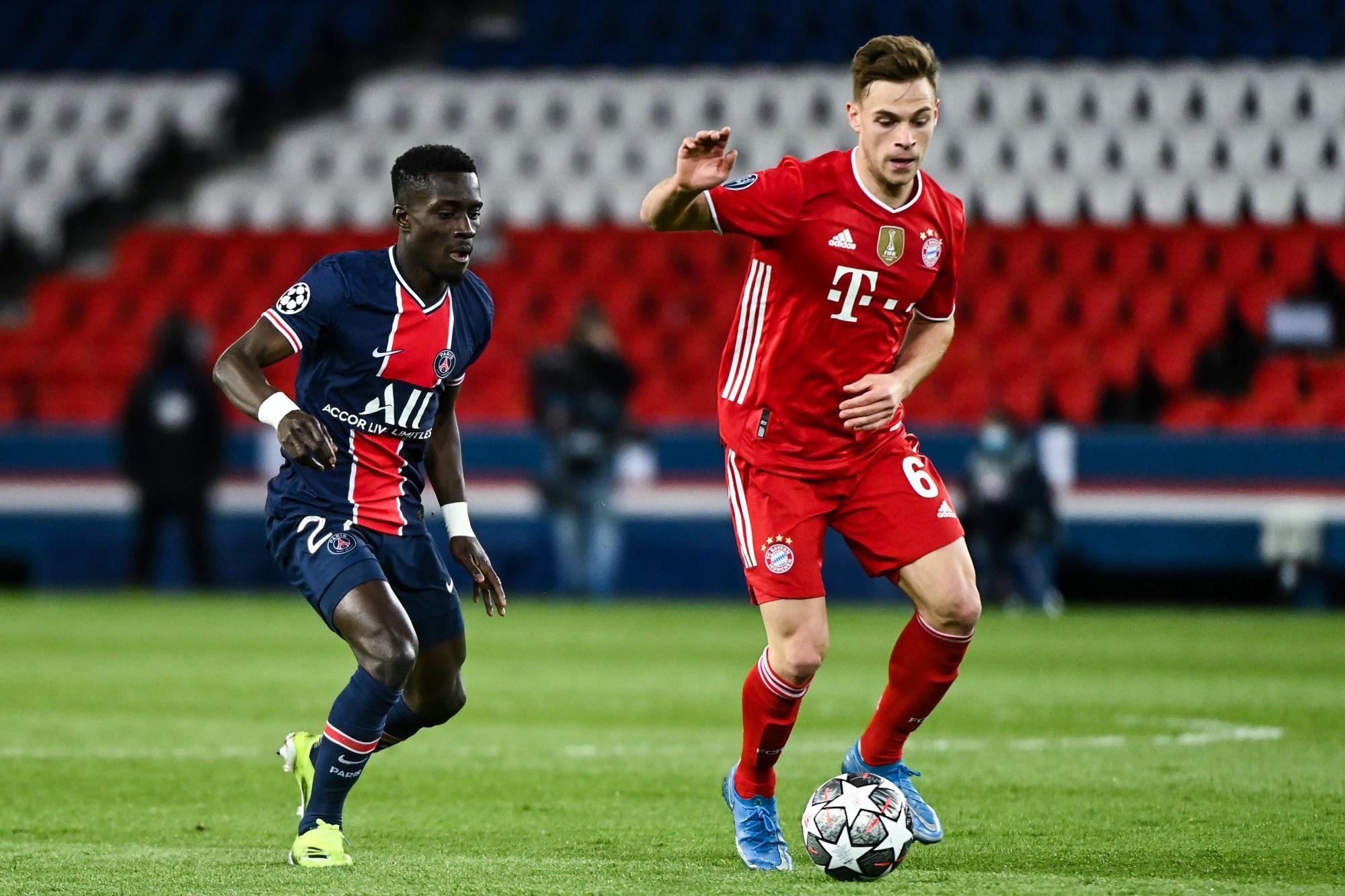 PSG/Bayern -  RMC Sport dévoile les coulisses, Kimmich a motivé à Paris