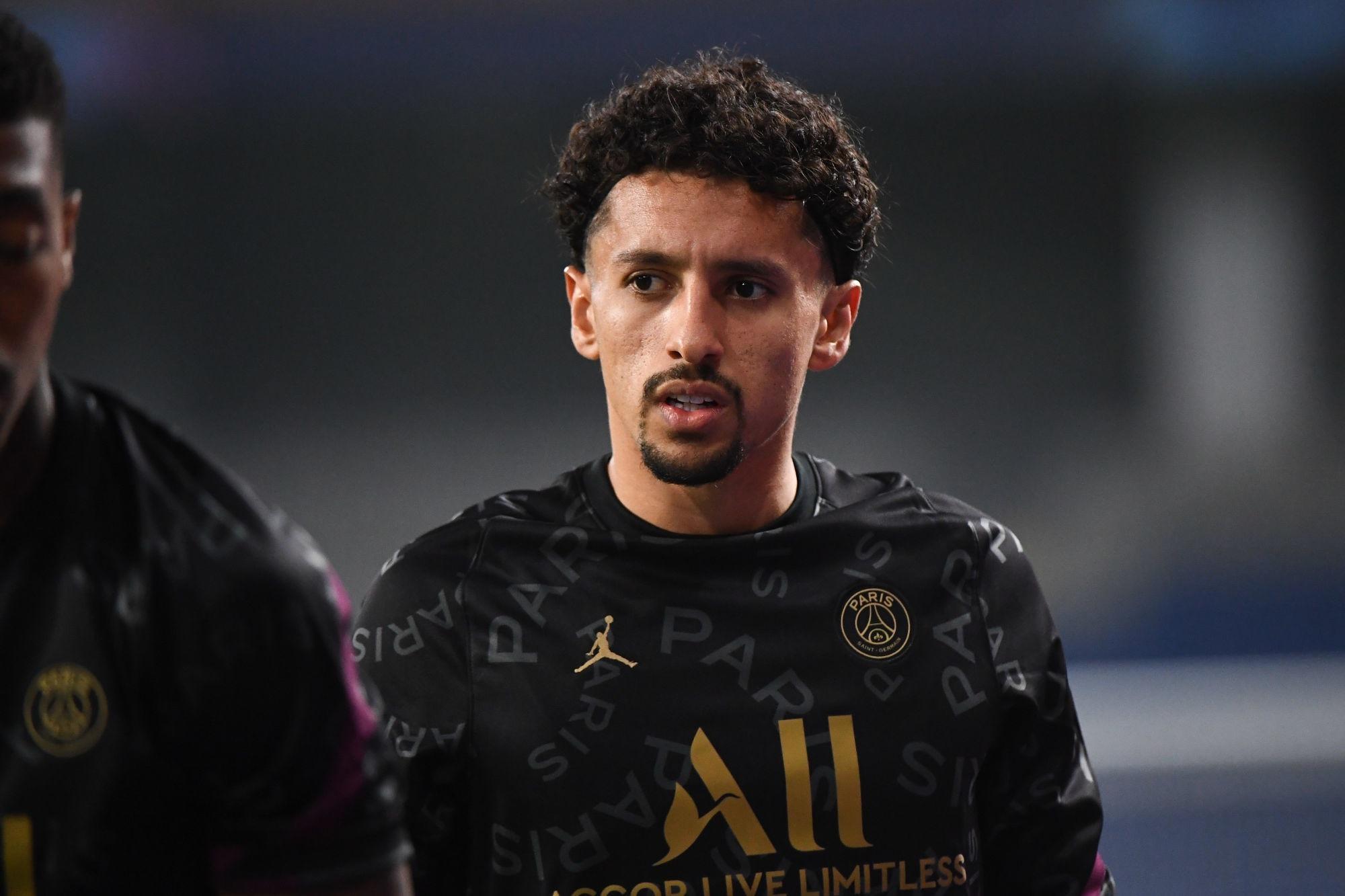 Metz/PSG - Marquinhos ne sera pas dans le groupe, explique L'Equipe