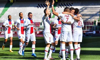 Ligue 1 - 2 joueurs du PSG dans l'équipe-type de la 34e journée de L'Equipe