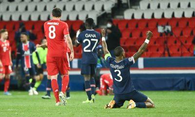 Les images du PSG ce mercredi: Retour sur la victoire face au Bayern