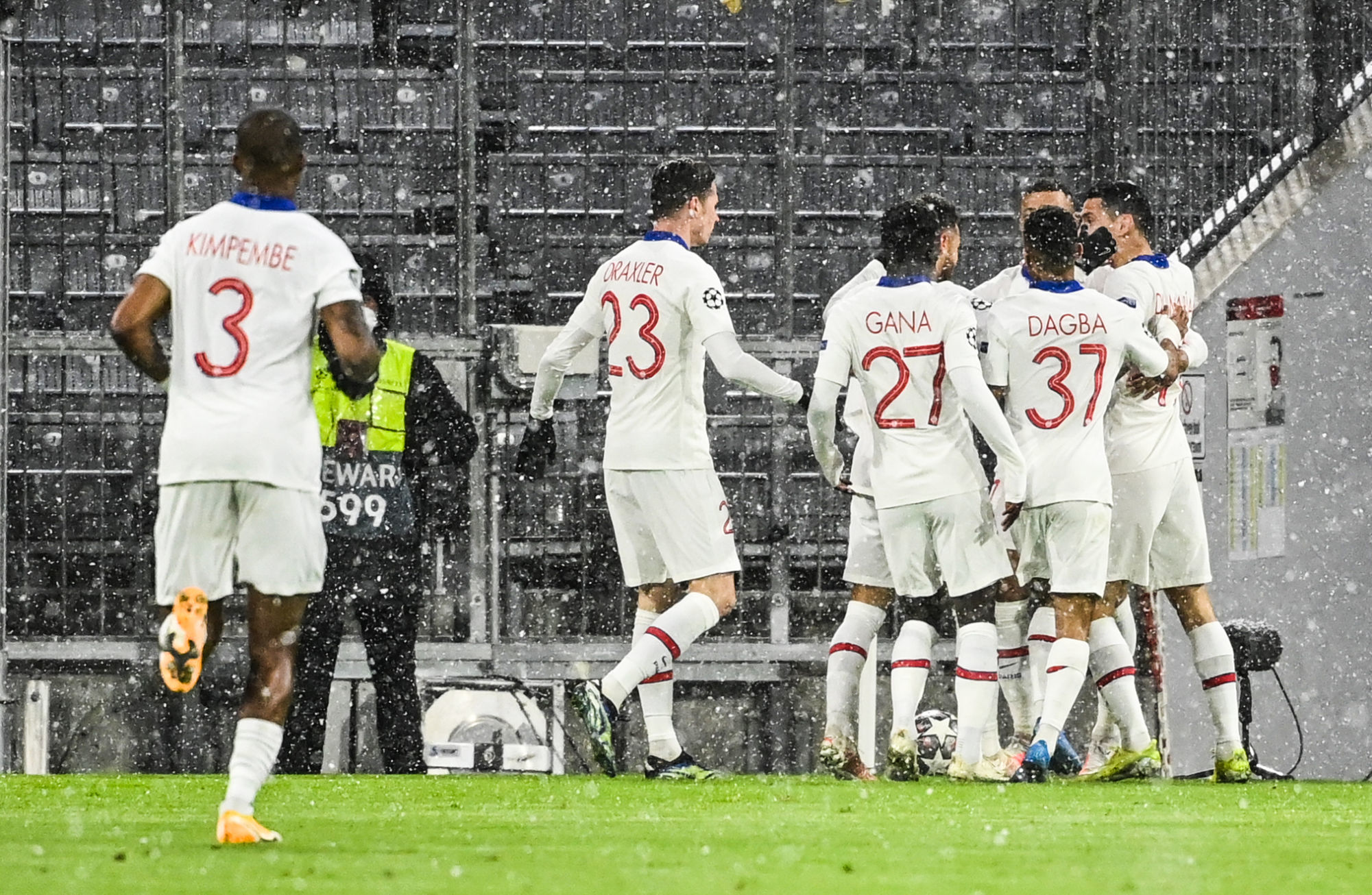 Bayern/PSG - Les notes des Parisiens après une victoire obtenue au combat