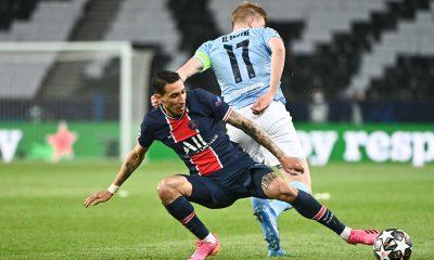 PSG/City - Les notes des Parisiens après un match à 2 visages